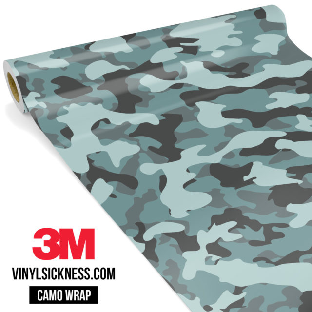 Hunter Stone Camo Regular Vinyl Wrap Main