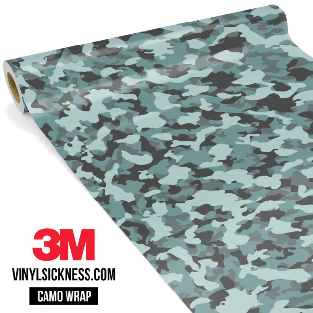 Hunter Stone Camo Small Vinyl Wrap Main