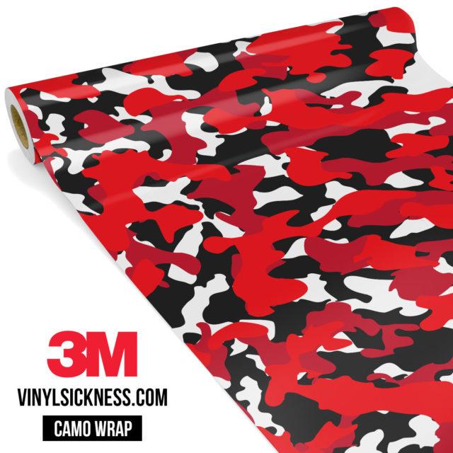 Imperial Red Regular Vinyl Wrap Main