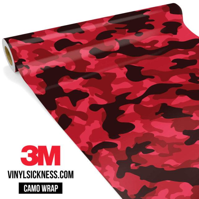 Jdm Premium Camo Vampire Vinyl Wrap Regular