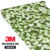 Light Army Camo Small Vinyl Wrap Main