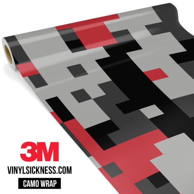 Persian Steel Digital Large Vinyl Wrap Main