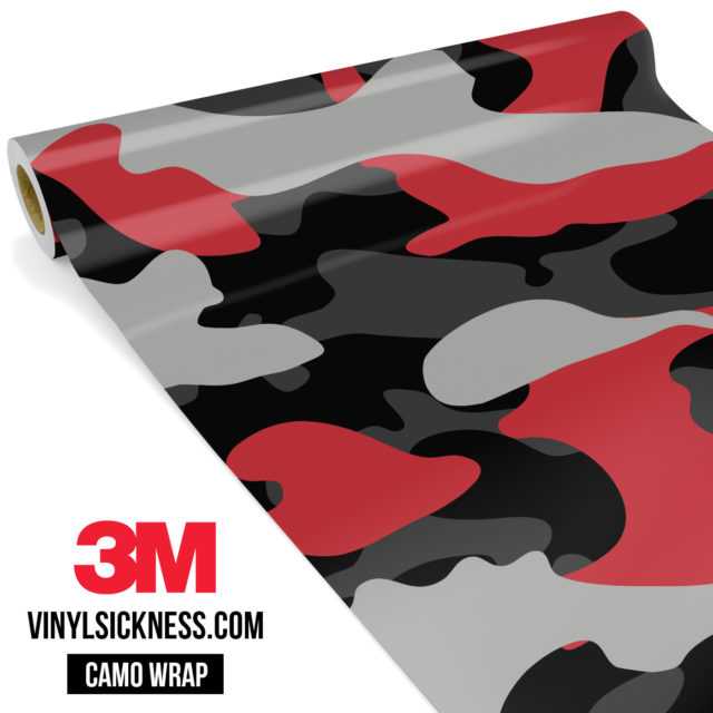 Persian Steel Large Vinyl Wrap Main