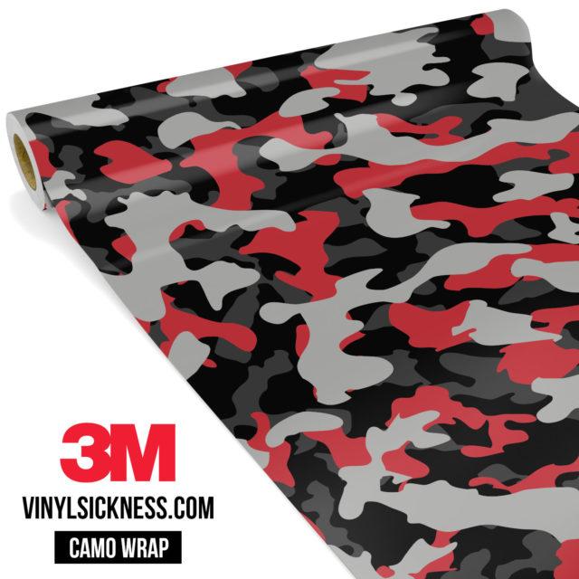Persian Steel Regular Vinyl Wrap Main