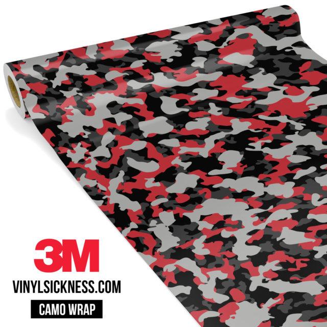 Persian Steel Small Vinyl Wrap Main