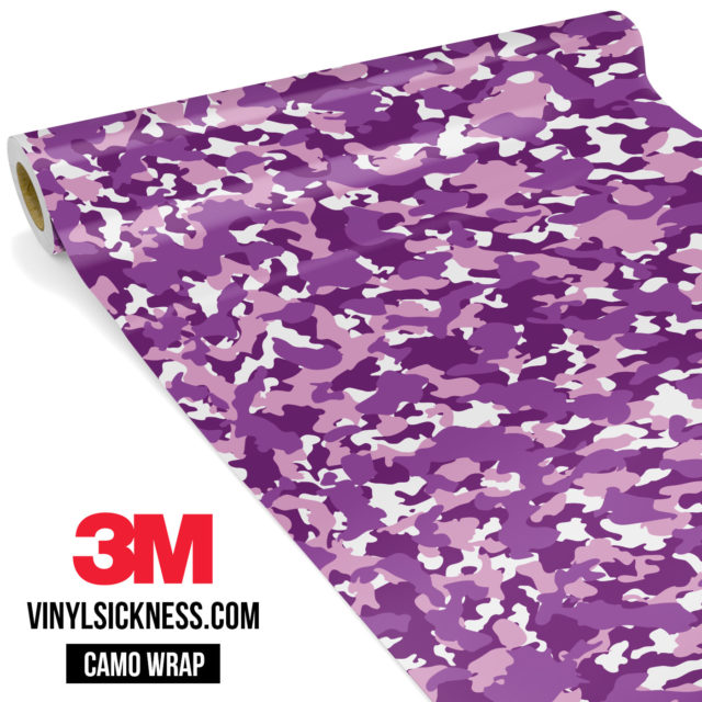 Plum Purple Small Vinyl Wrap Main