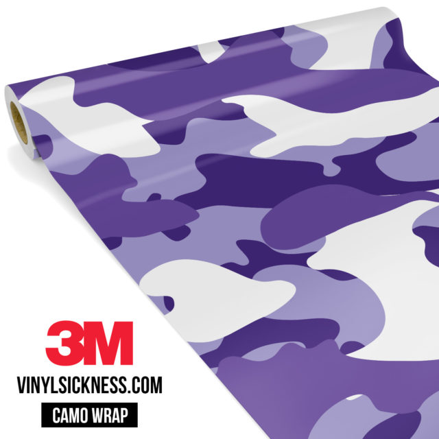 Royal Purple Large Vinyl Wrap Main