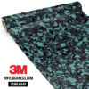 Sea Weed Digital Camo Small Vinyl Wrap Main