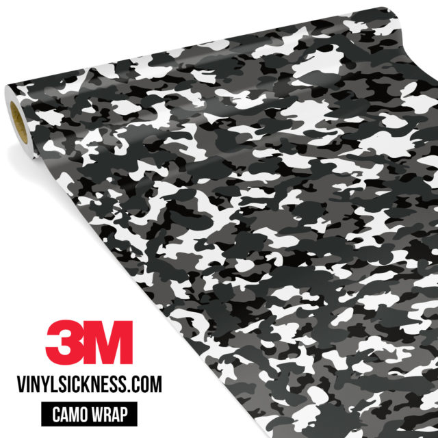 Shadow Stone Camo Small Vinyl Wrap Main