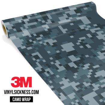Digital Camouflage Vehicle Trucks Vinyl Wraps Vinyl