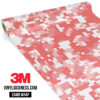 Taffy Pink Digital Camo Regular Vinyl Wrap Main