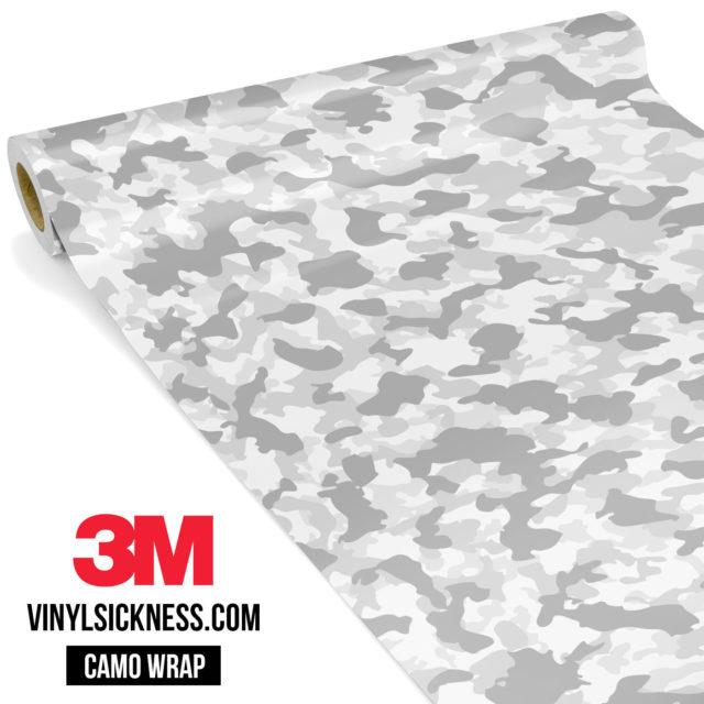 Warm Grey Camo Small Vinyl Wrap Main