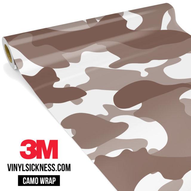 Wild Saddle Camo Large Vinyl Wrap Main
