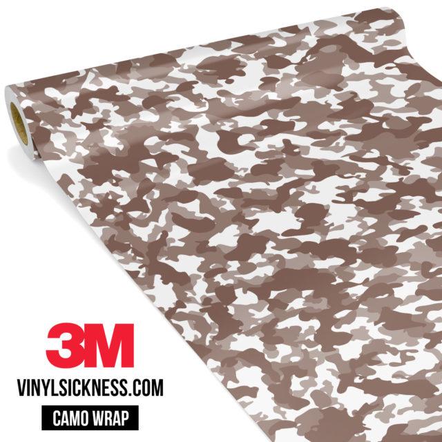 Wild Saddle Camo Small Vinyl Wrap Main